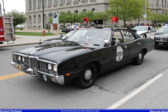 New Police Cars >> Barberton Ohio Police Classic Car | Flickr - Photo Sharing!