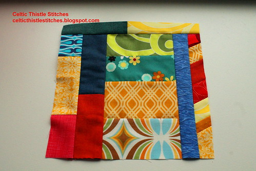 Fat Stash Brit Bee June block 2