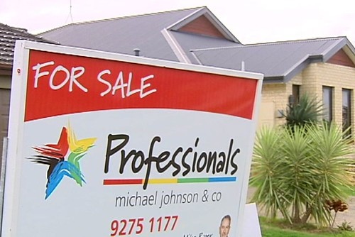 New home sales fell 5.7% in July, seasonally adjusted, after a 1.2% rise in June