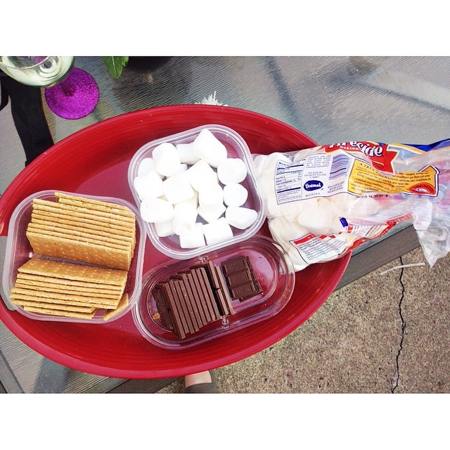 S'mores stuff