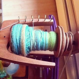 Some new spinning