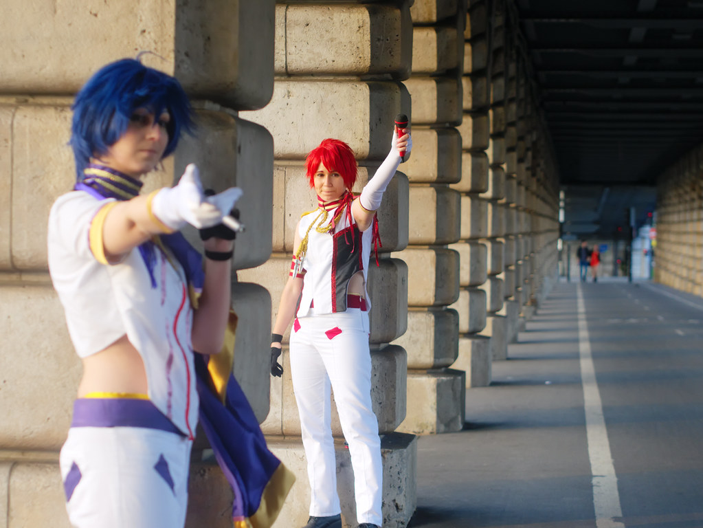 related image - Shooting Uta no Prince-sama - Paris - 2014-05-31- P1860750