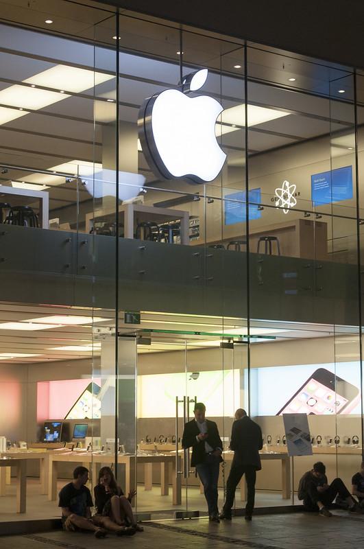Apple Store Rosenheimerstr.