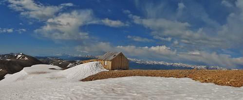 Horseshoe Mountain Shelter