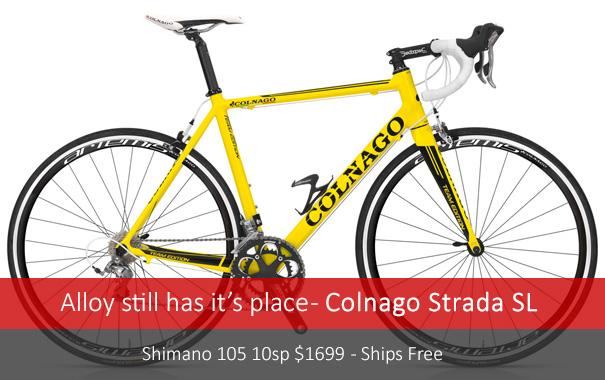 Colnago Strada Sl $1699