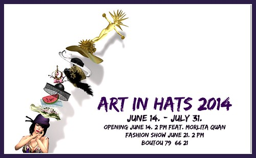 art in hats 2014