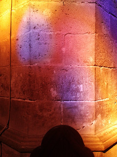 Image of Palma Cathedral near Palma de Mallorca. light españa luz spain gothic catedral rosette cantabria majorca palmademallorca rosewindow gótico rosetón catedraldepalma cathedralofpalma
