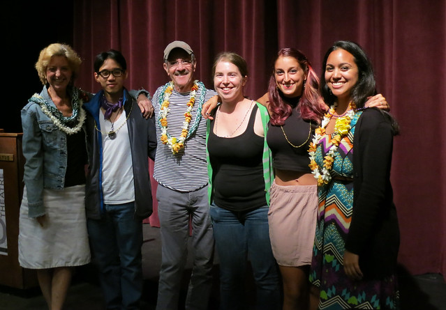 <p>UH Manoa Department of Theatre and Dance graduate and undergraduate students in dance are recognized at the department's annual awards ceremony.</p>