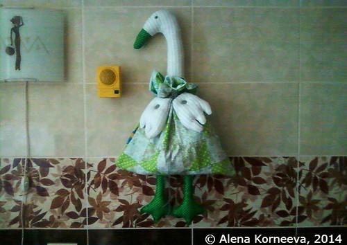 Goose_by_Alena