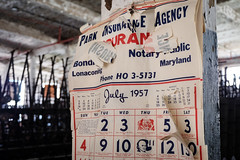 1957 | Lonaconing Silk Mill | Lonaconing MD