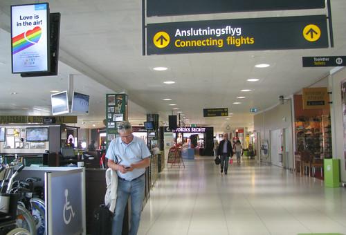 Goteborg Airport