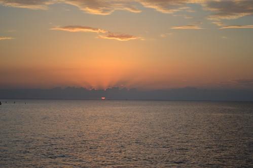 005 Lake Pontchartrain Sunset
