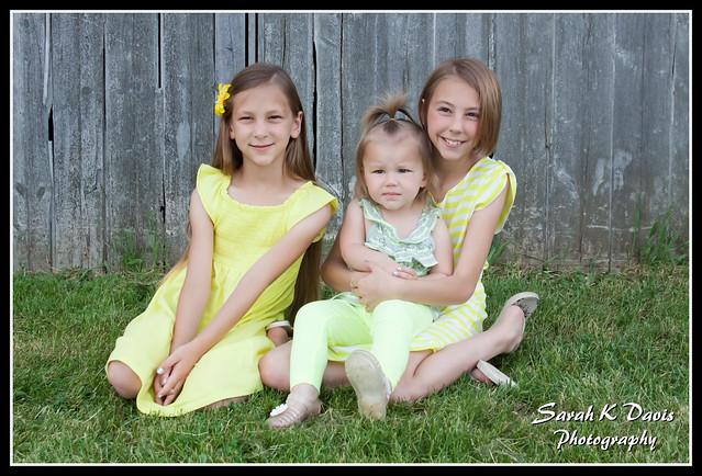 Jaicey, Brinley, & Riley