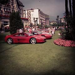 Ferrari #giriingiro #lagomaggiore #stresa