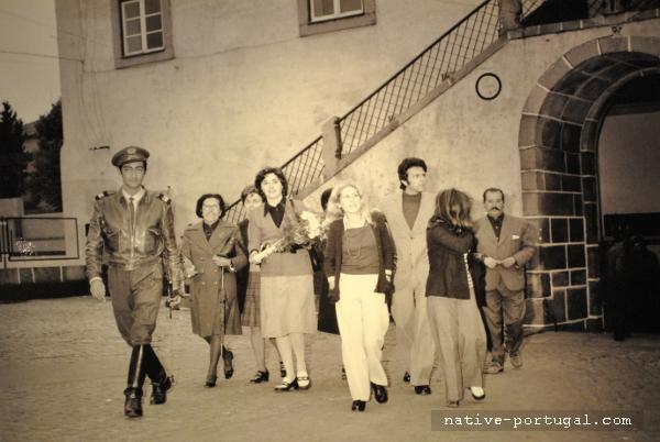 12 - 25 апреля 1974 года - революция гвоздик в Португалии - Каштелу Бранку