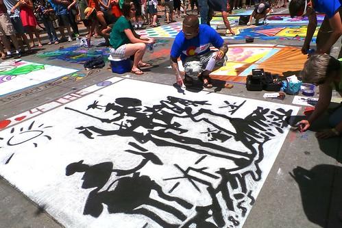 Chalk Art Festival - 16