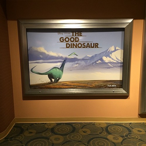 The Good Dinosaur 2015年秋公開のピクサー作品