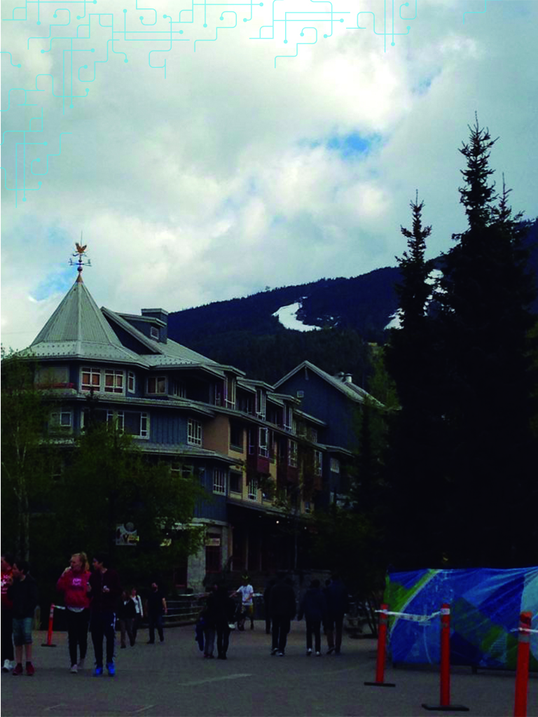 Área turística de Whistler