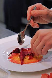 Beetroot marinated salmon IMG_1015  R