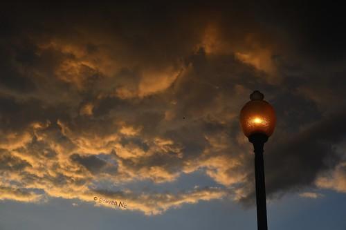 sunsetclouds kemahboardwalk nikond800 nikkor24120mmf4gedvr lastlightimpression sunsetonrainingclouds