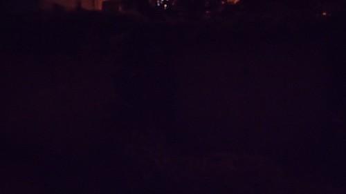 LG G Flex - lampa off