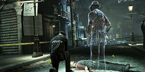 Murdered: Soul Suspect - Chapter 13: Judgment House