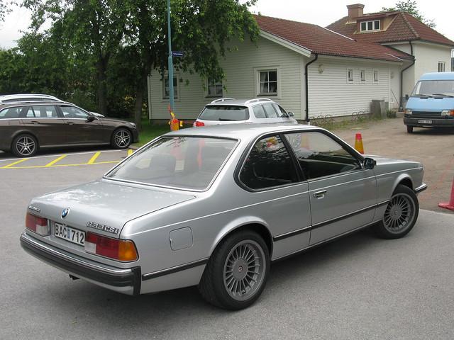 BMW 633 CSi (E24)