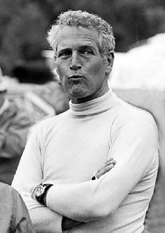 paul newman turtleneck