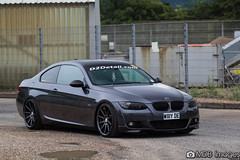BMW 335D Double Shoot