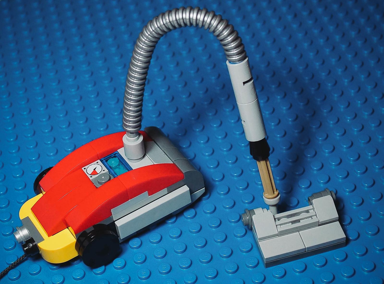 Lego Mini Vac Cleaner Special Lego Themes Eurobricks