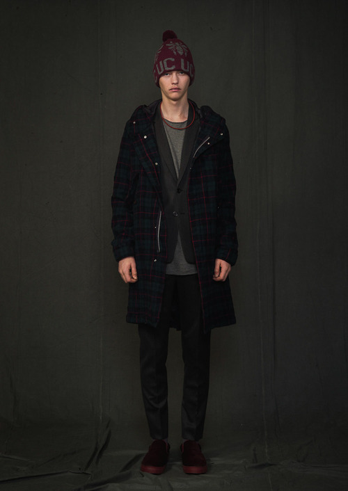 Robbie McKinnon0038_UNDERCOVERISM 2014-15 Autumn Winter
