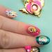 Small photo of Sailor Moon Nail Art