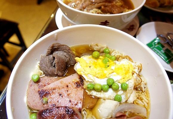 香港必吃喜喜冰室11