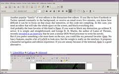 Abiword Text Editor