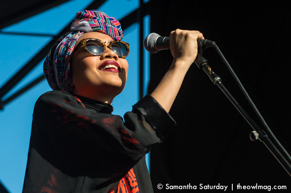 Yuna @ Make Music Pasadena 2014