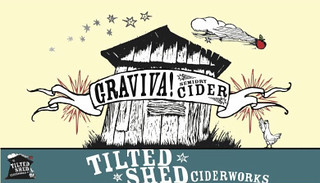 Tilted Shed Graviva!