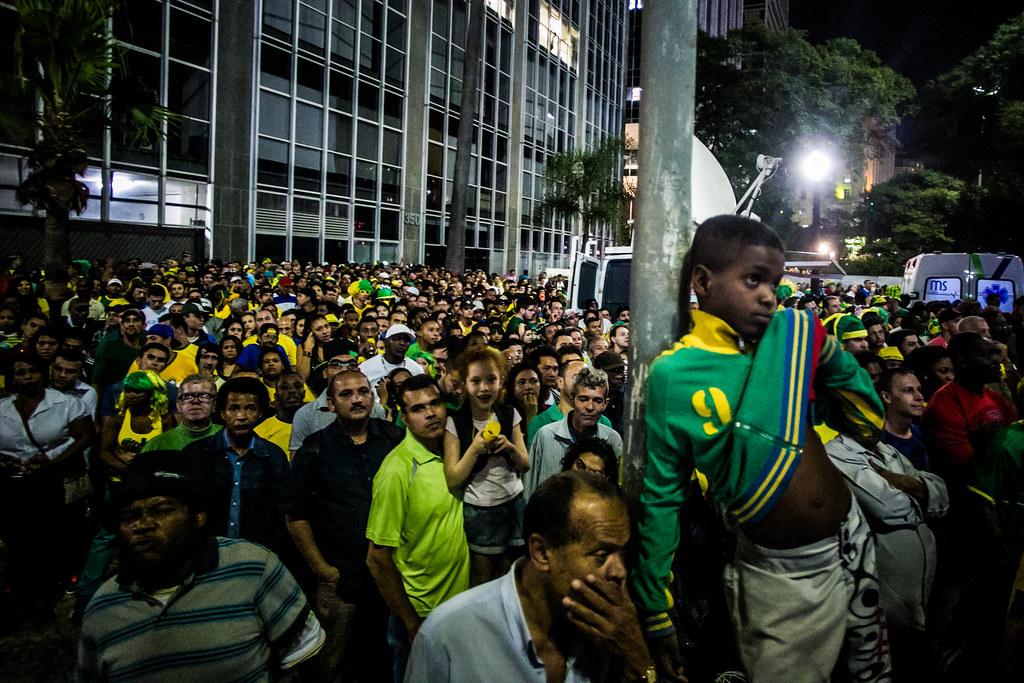 Copa do Mundo • São Paulo