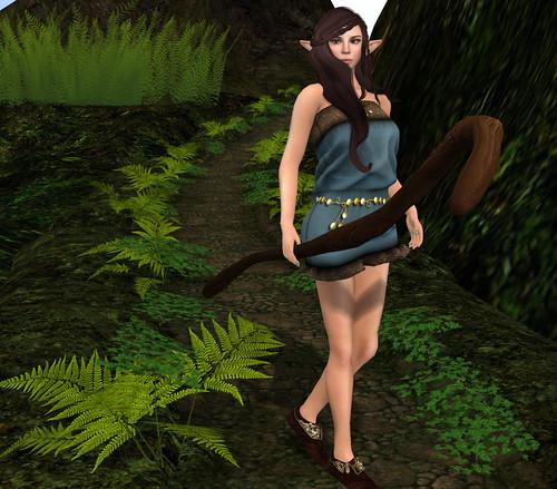 Elfy Wanderings I