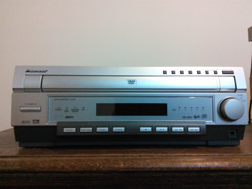 pioneer 5.1 dvd player