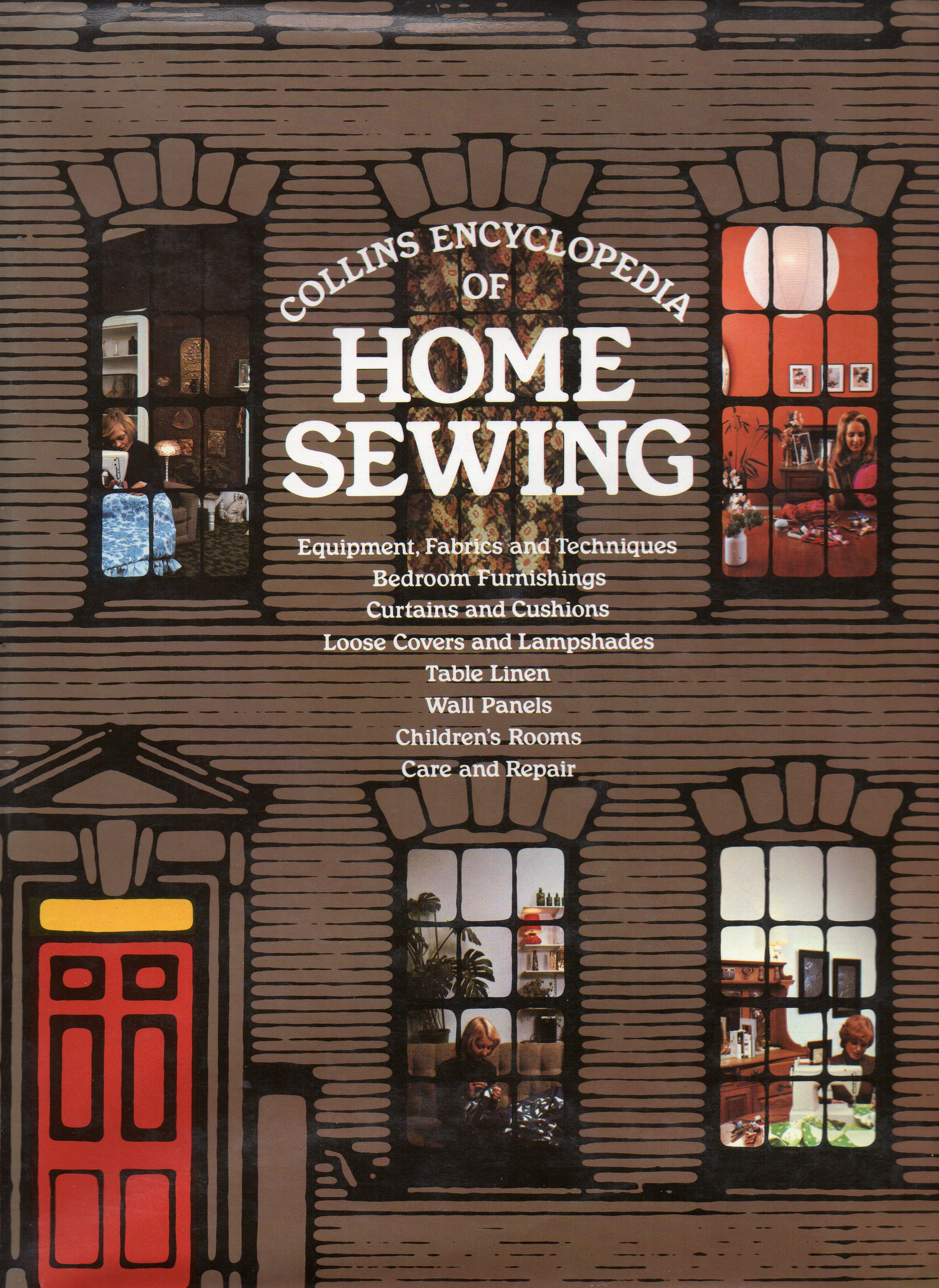 home sewing cover