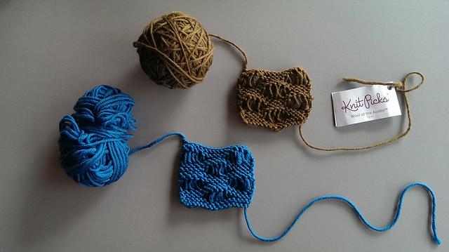 Seafoam stitch
