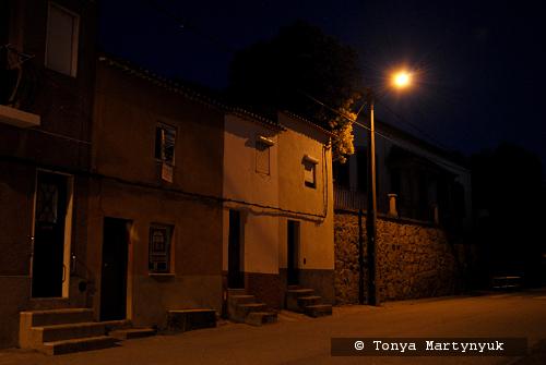 39 - провинция Португалии - маленькие города, посёлки, деревушки округа Каштелу Бранку