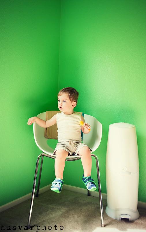 diaper genie review in_the_know_mom #RefreshYourNursery #PMedia