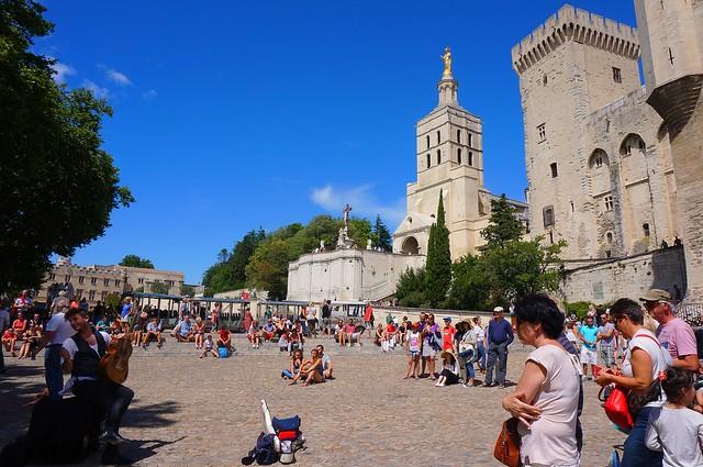A Show in Avignon