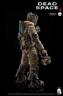 【新增販售資訊 & 官方宣傳圖】threeZero 將推出經典恐怖電玩《絕命異次元 3》1/6 人偶