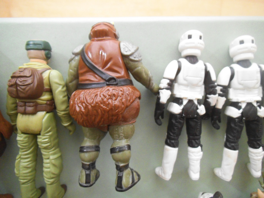 Star Wars childhood collection for sale (10)