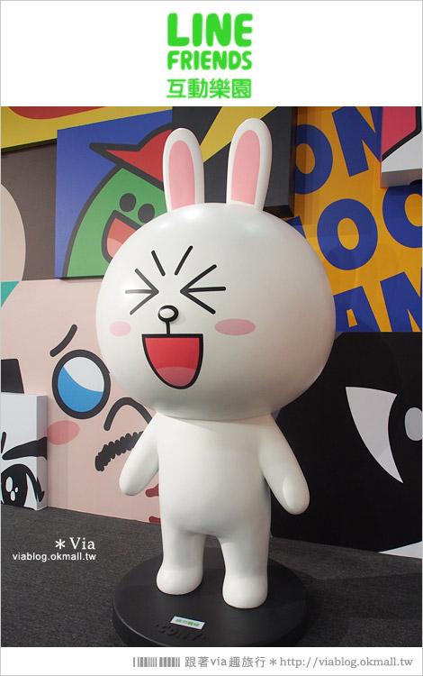 【台中line展2014】LINE台中展開幕囉!趕快來去LINE FRIENDS互動樂園玩耍去!(圖爆多)19