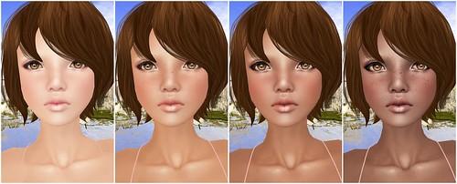 Fresh Face's Viola skin