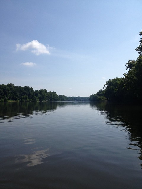 James River at Powhatan State Park