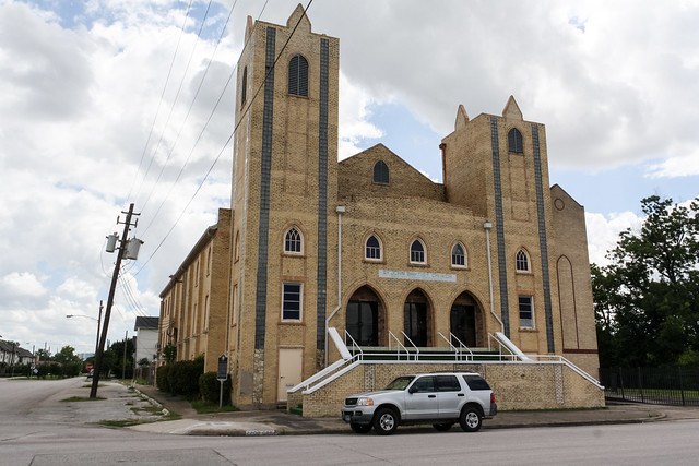 St John Missionary Baptist Church (Gray St), Houston